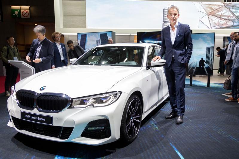 Adrian van Hooydonk BMW