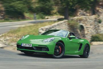 Dít zijn de Porsche 718 Boxster én Cayman GTS 4.0!