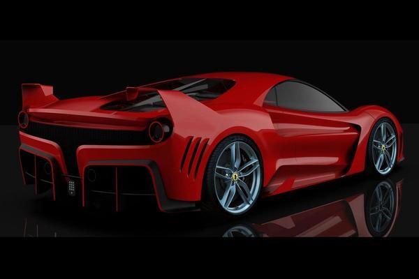 7X Design presenteert GTO Vision