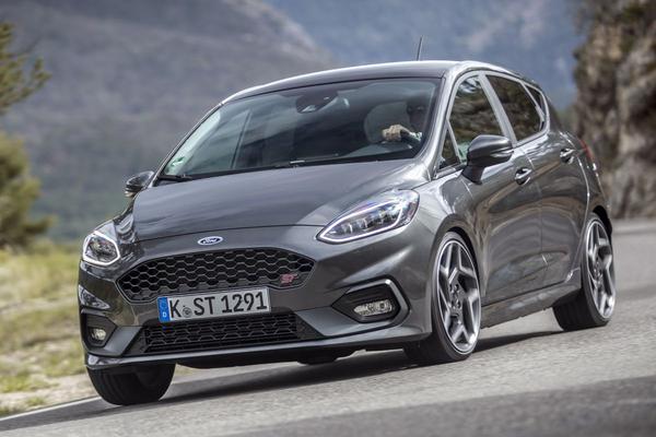 Rij-impressie: Ford Fiesta ST
