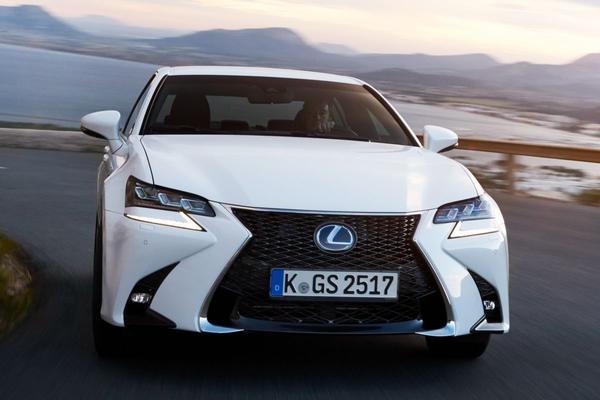 Facelift Friday: Lexus GS