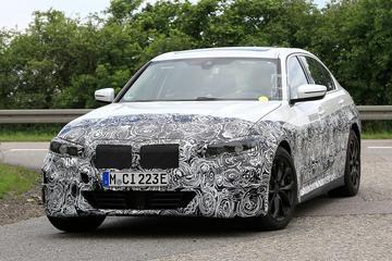Nieuwe BMW i3 in beeld