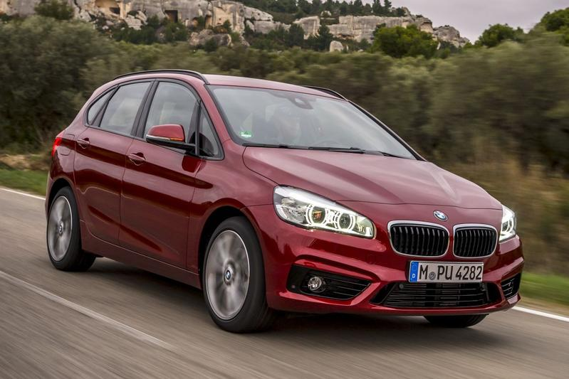 BMW 220d Active Tourer xDrive