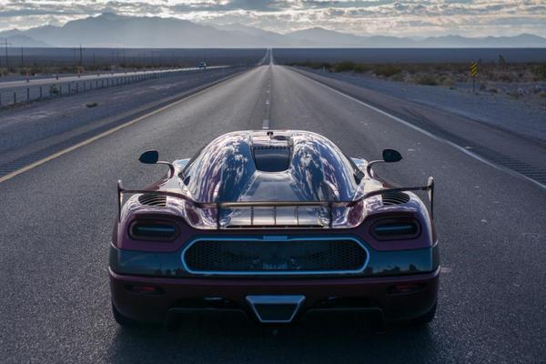 Doek valt voor Koenigsegg Agera RS