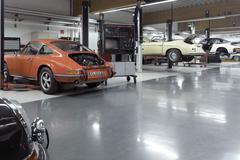 Porsche Classic schakelt 3D-printer in