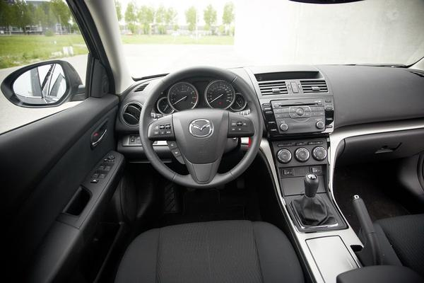 Mazda 6 (GH1) ? 2008 - 2013