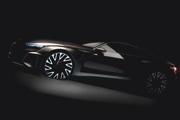 Audi E-tron GT komt net zo ver als E-tron