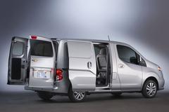 Chevrolet City Express uit productie