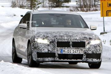 Gesnapt: gefacelifte BMW 6-serie GT