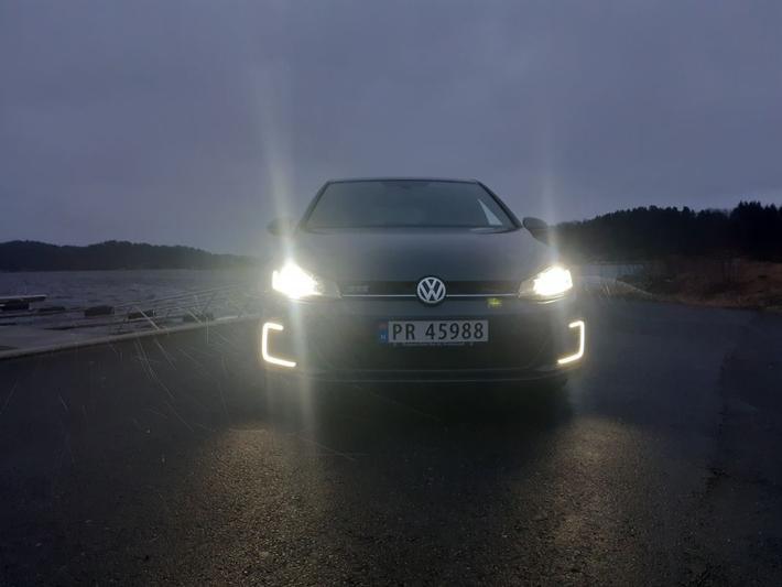 Volkswagen Golf 1.4 TSI GTE (2018)
