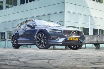 Volvo V60 krijgt nieuwe motoren