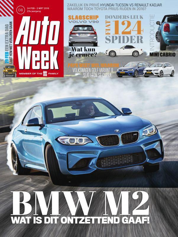 AutoWeek 8 2016