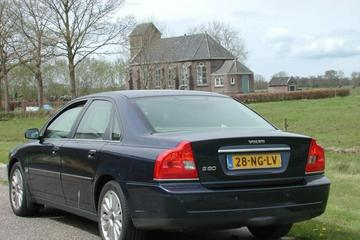 Volvo S80 2.4 140pk Elite (2003)
