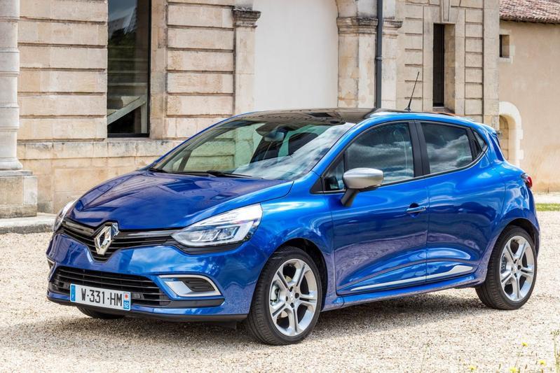 Autoverkoop Renault op hoog niveau