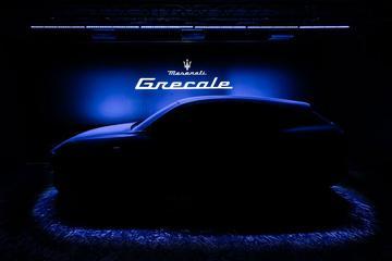 Maserati kondigt SUV onder Levante aan