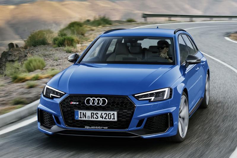 Knalstation: de nieuwe Audi RS4 Avant!
