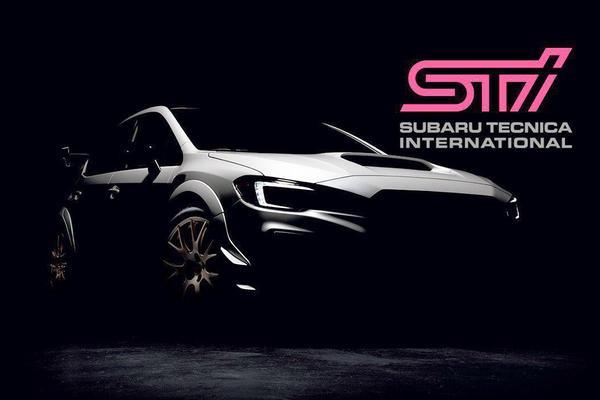 Subaru WRX STi S209 weer in beeld