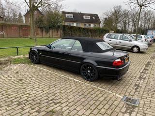 BMW 325Ci Cabrio (2001)