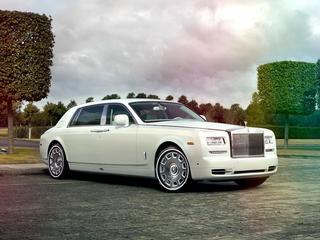 Rolls-Royce toont weer bespoke-Phantom