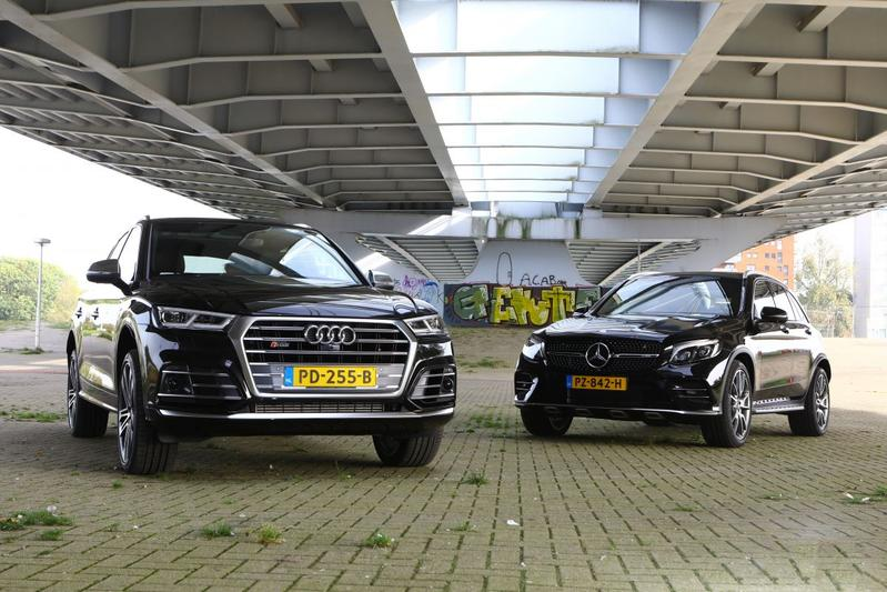 Audi SQ5 - Mercedes-AMG GLC 43