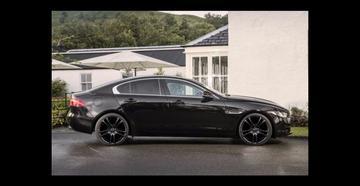 Jaguar XE 2.0D 163pk Pure (2015)