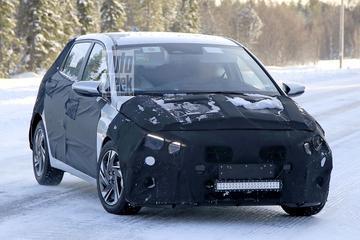 Nieuwe Hyundai i20 in beeld