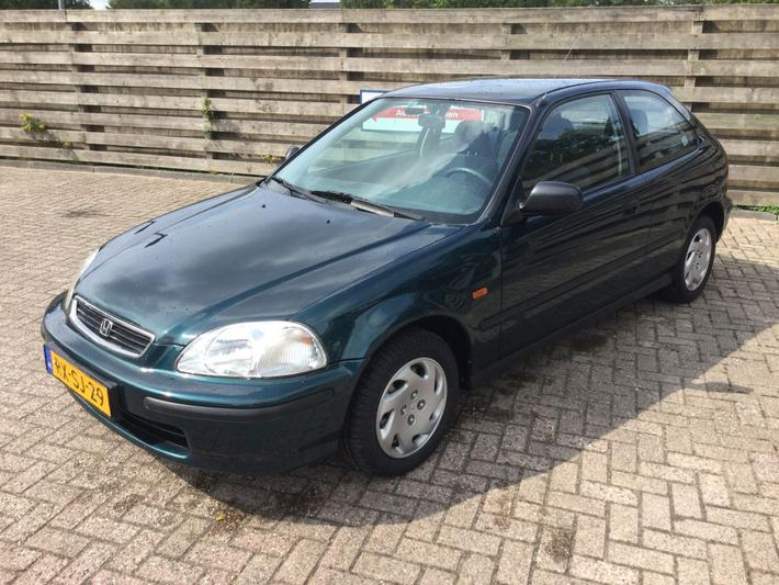 Honda Civic 1.5i LS VTEC-E (1997)