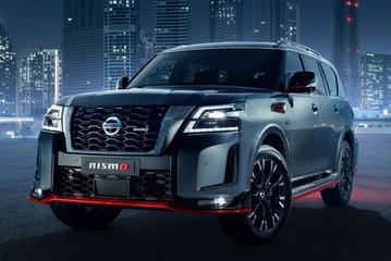 Vernieuwde Nissan Patrol als Nismo