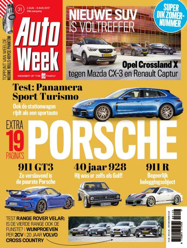 AutoWeek 31 2017
