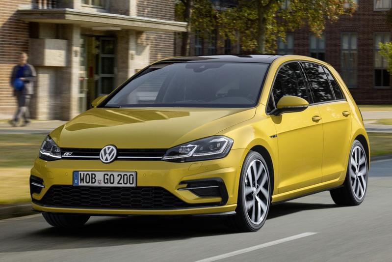 Officieel: Volkswagen Golf facelift