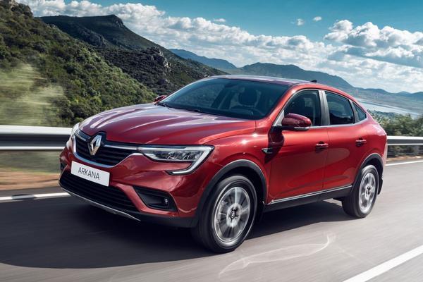 Nu officieel: Renault Arkana