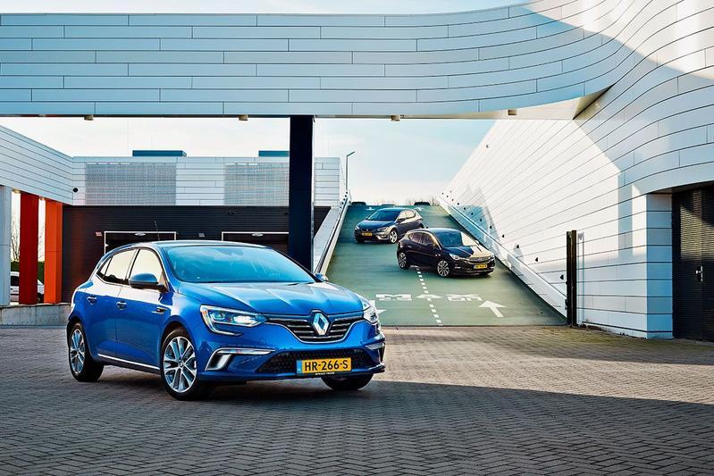 Renault Mégane - Seat Leon - Opel Astra