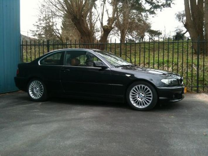 BMW 320Ci Executive (2003)