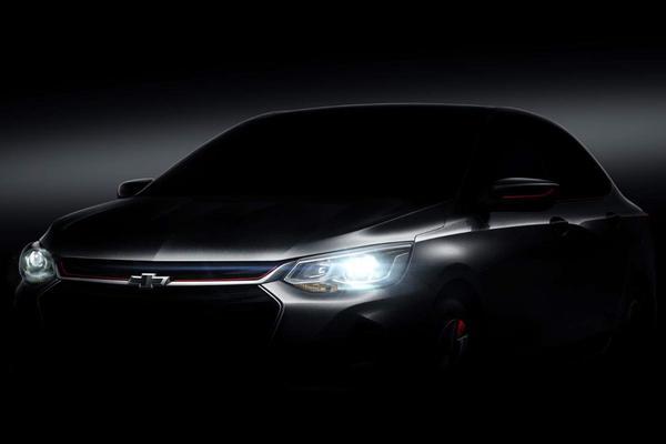 Chevrolet warmt op voor komst Chinese Onix