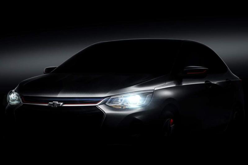 Chevrolet Onix teaser