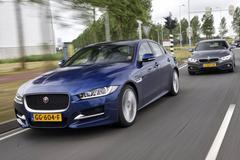Dubbeltest - Jaguar XE vs BMW 4-serie Gran Coupé