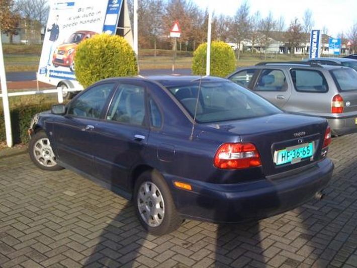 Volvo S40 1.8 Europa Elegance (2002)