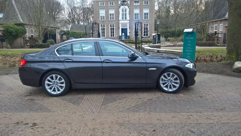 BMW 523i High Executive (2011)
