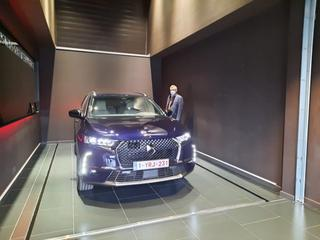 DS 7 Crossback (2020)