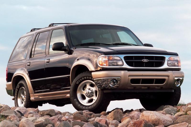 Ford Explorer XLT (1996)