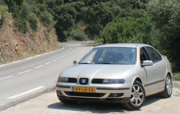 Seat Toledo 1.9 TDi 150pk Signo (2002)