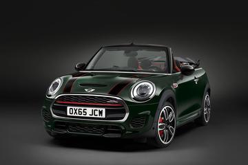 Meer prijzen nieuwe Mini Cabrio