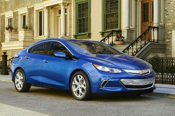 Dit is de nieuwe Chevrolet Volt!