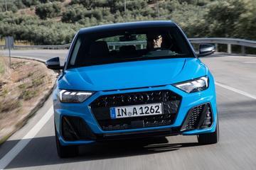 Audi A1 Sportback nu ook met 95 pk sterke 1.0