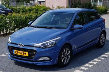 Hyundai i20 1.0 T-GDI 100 Comfort (2017)