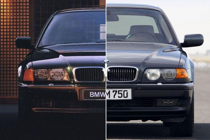 Facelift Friday: BMW 7-serie (E38)