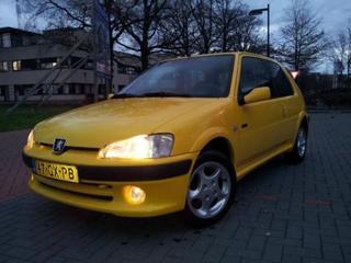 Peugeot 106 XS 1.4 (2001)