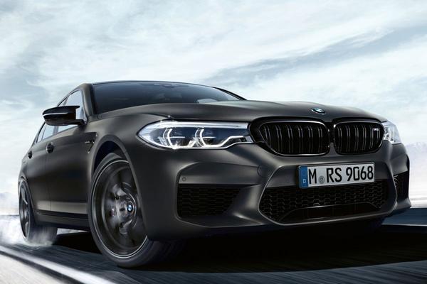 BMW M5 als Edition 35 Jahre