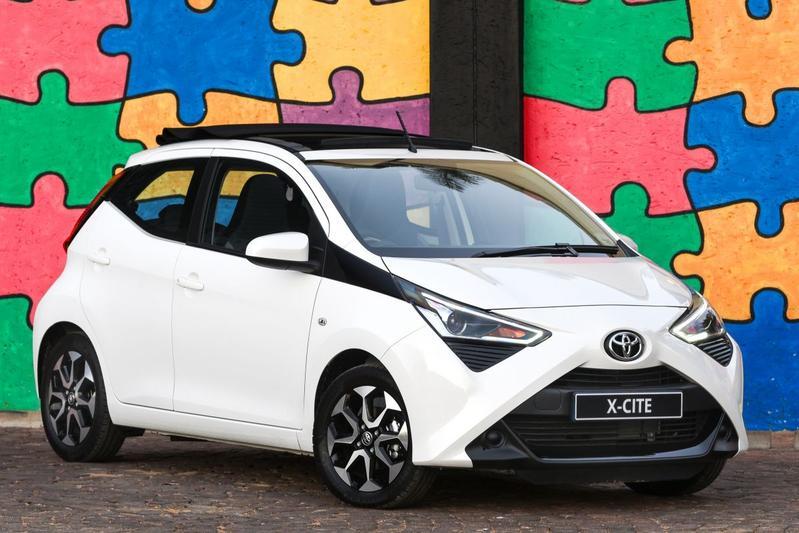 Toyota Aygo Cabrio