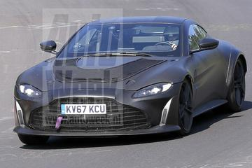 Aston Martin Vantage met V12 is onderweg